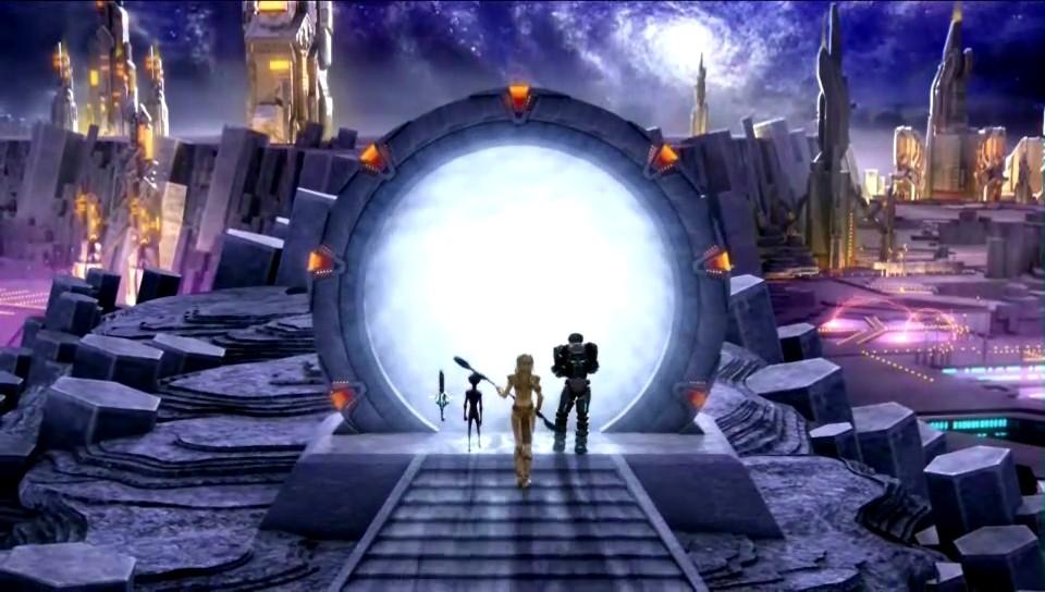 Stargate Worlds GC 2008