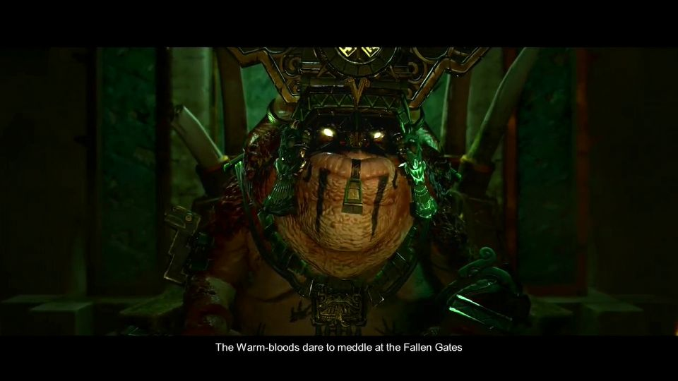Total War: Warhammer II Lizardmen