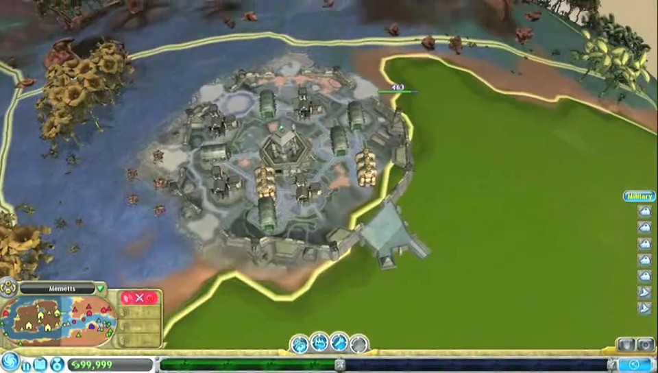 Spore Civilization Stage