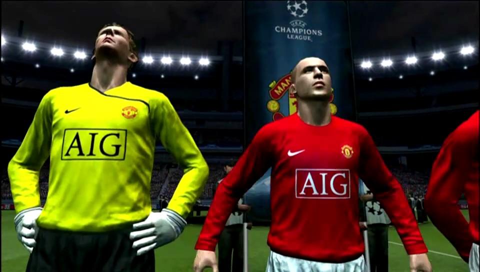 Winning Eleven: Pro Evolution Soccer 2009 UEFA