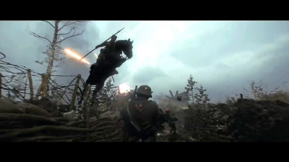 Battlefield 1: In The Name of the Tsar E3 2017 trailer