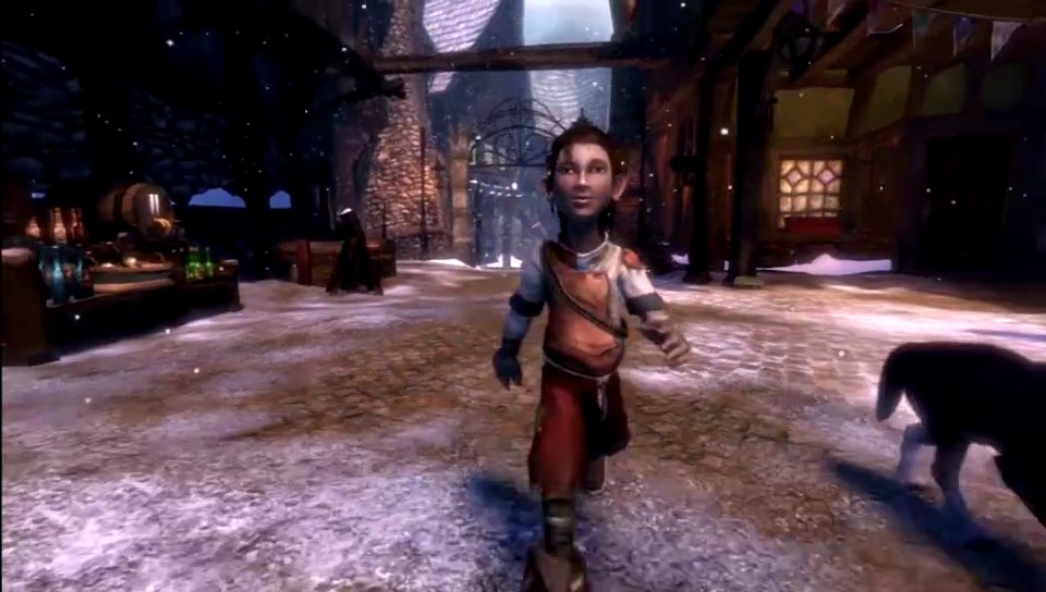 Fable II launch movie