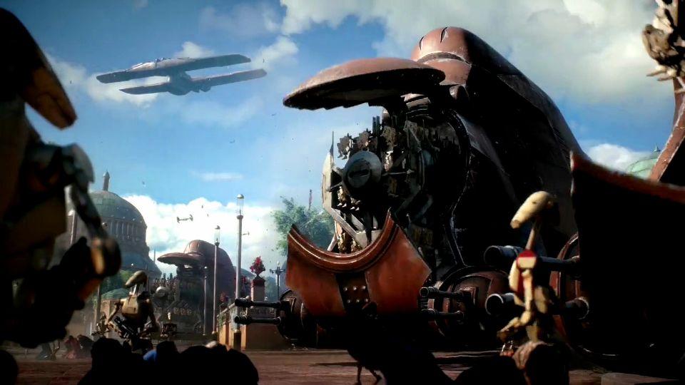 Star Wars: Battlefront II E3 2017 - gameplay trailer