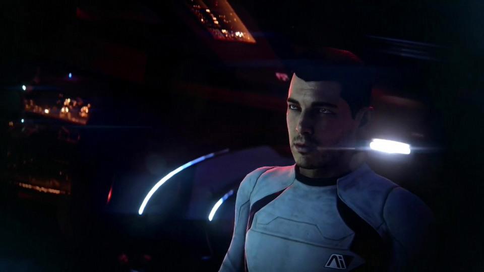 Mass Effect: Andromeda cinematic
