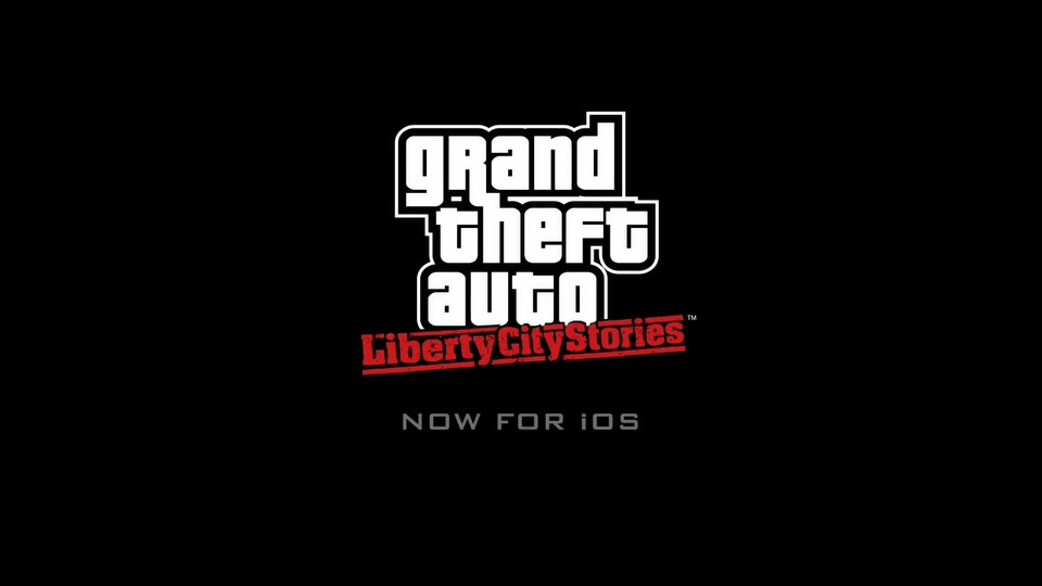 Grand Theft Auto: Liberty City Stories iOS version launch trailer