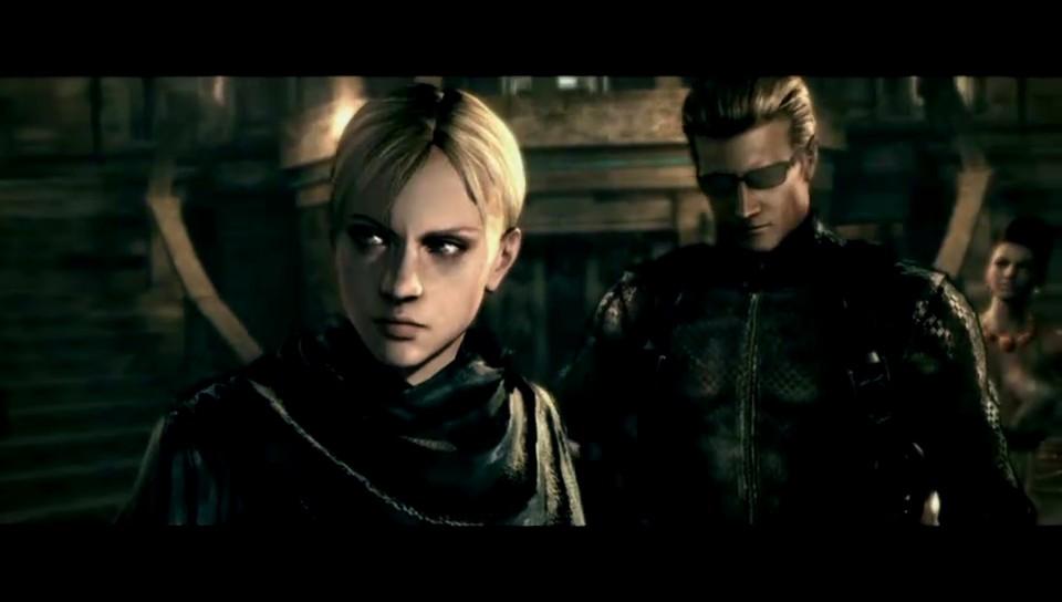 Resident Evil 5 gamescom 2009