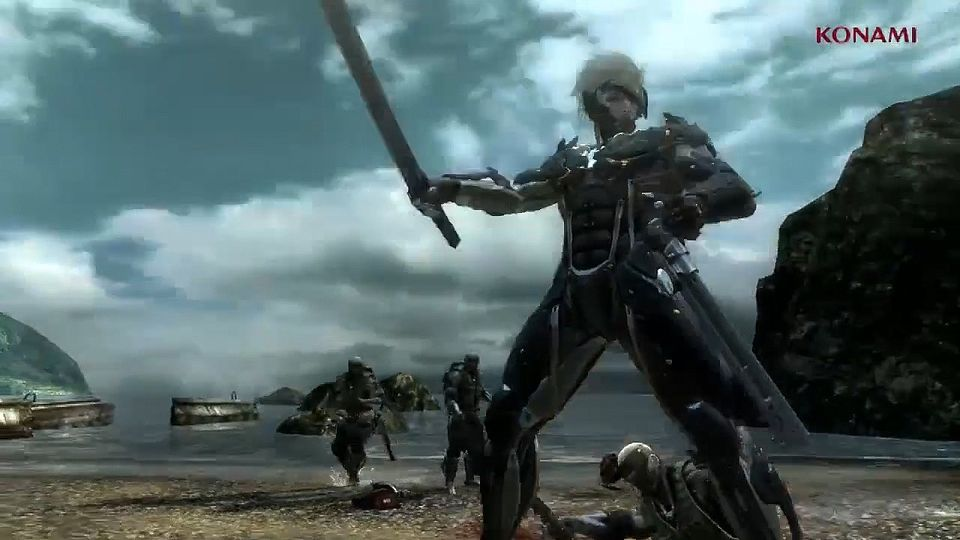 Metal Gear Rising: Revengeance GC 2012 trailer