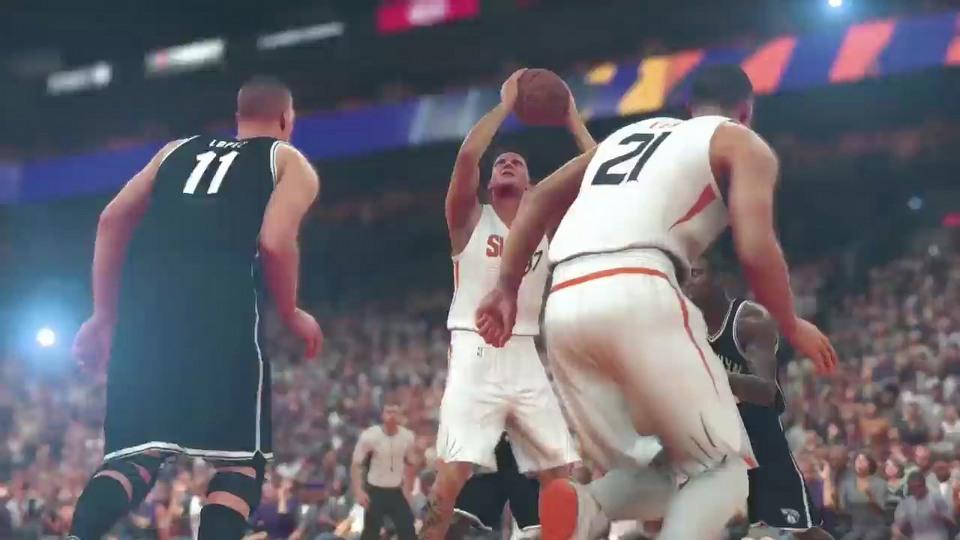 NBA 2K17 MyCAREER feat Michael B Jordan