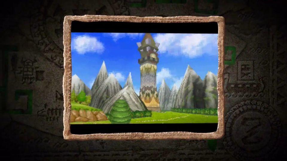 The Legend of Zelda: Spirit Tracks launch movie