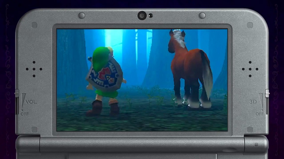 The Legend of Zelda: Majora's Mask trailer