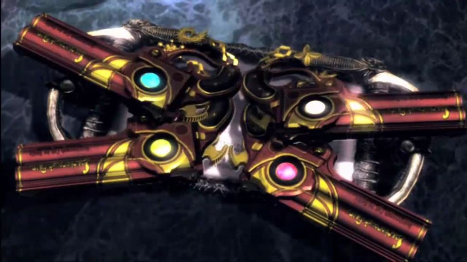Bayonetta launch movie