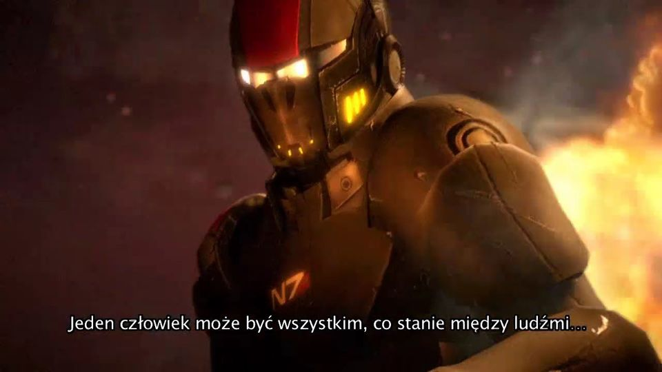 Mass Effect 2 launch movie - PL subtitles