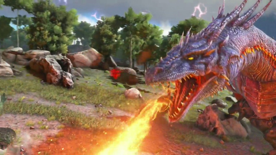 ARK: Survival of the Fittest launch trailer