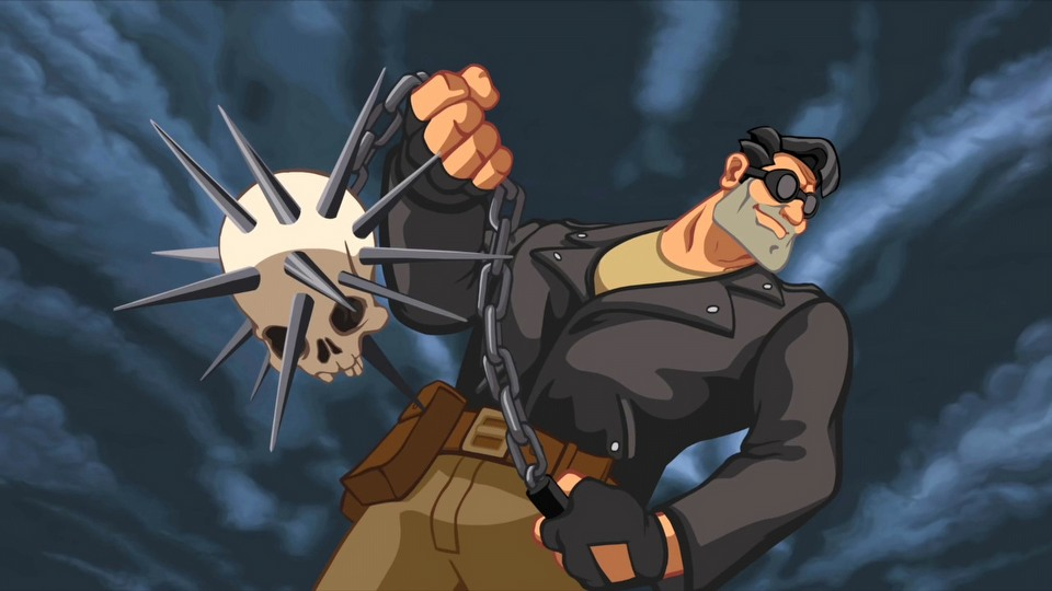Full Throttle Remastered trailer #1