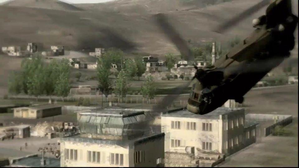 ArmA II: Operation Arrowhead trailer #1