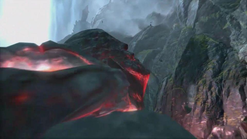 God of War III launch movie