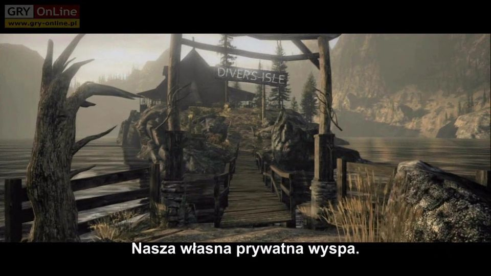 Alan Wake trailer #1 - PL subtitles