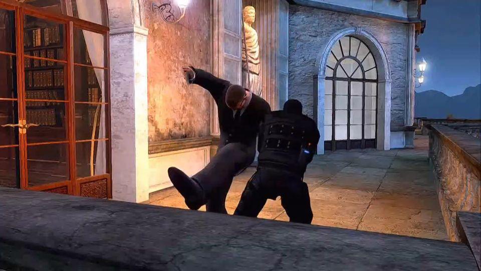 Alpha Protocol: The Espionage RPG Sly Old Dog