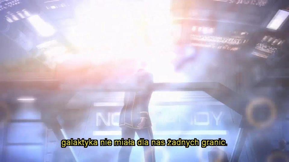 Mass Effect 2 Demo trailer - PL subtitles