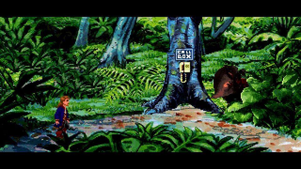 Monkey Island 2 Special Edition: LeChuck's Revenge E3 2010