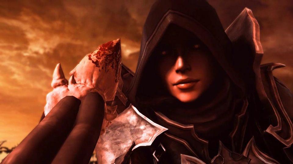 Diablo III Demon Hunter - cinematic