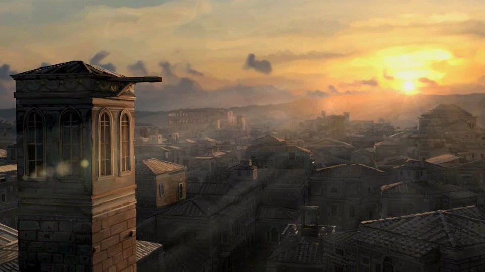 Assassin's Creed: Brotherhood Ascendance Trailer