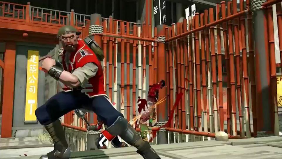 BattleCry E3 2015 - trailer