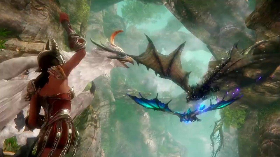 Riders of Icarus game overview
