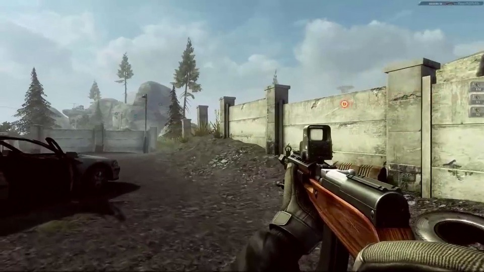 Contract Wars gameplay