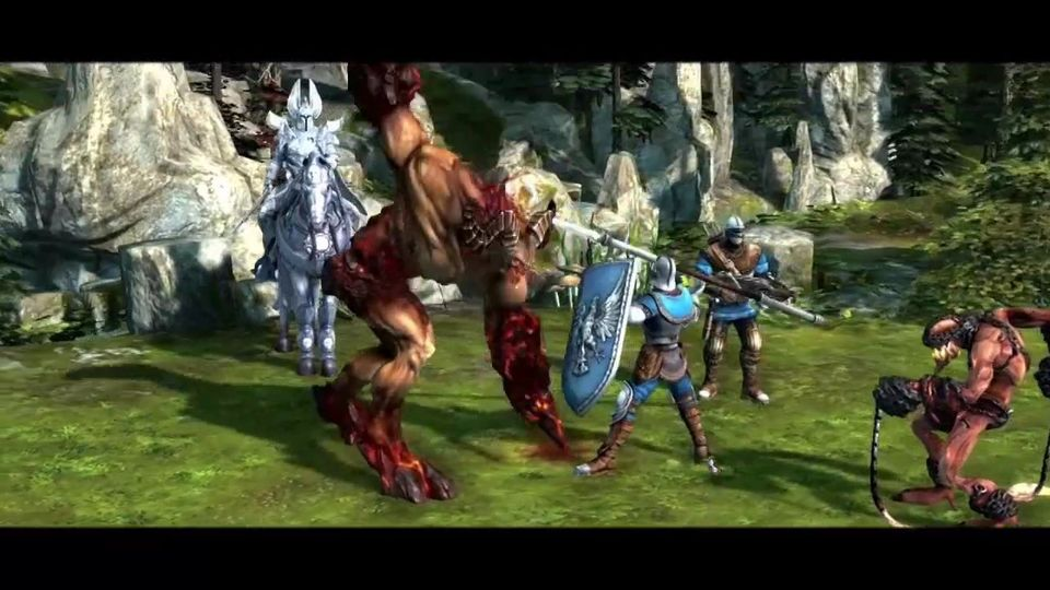 Might & Magic: Heroes VI beta trailer