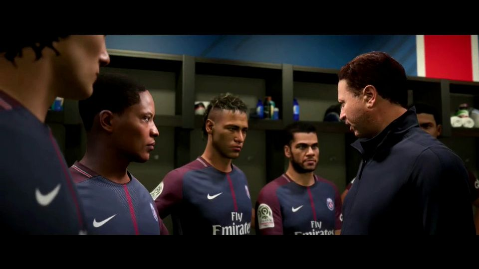 FIFA 18 Hunter returns - story trailer