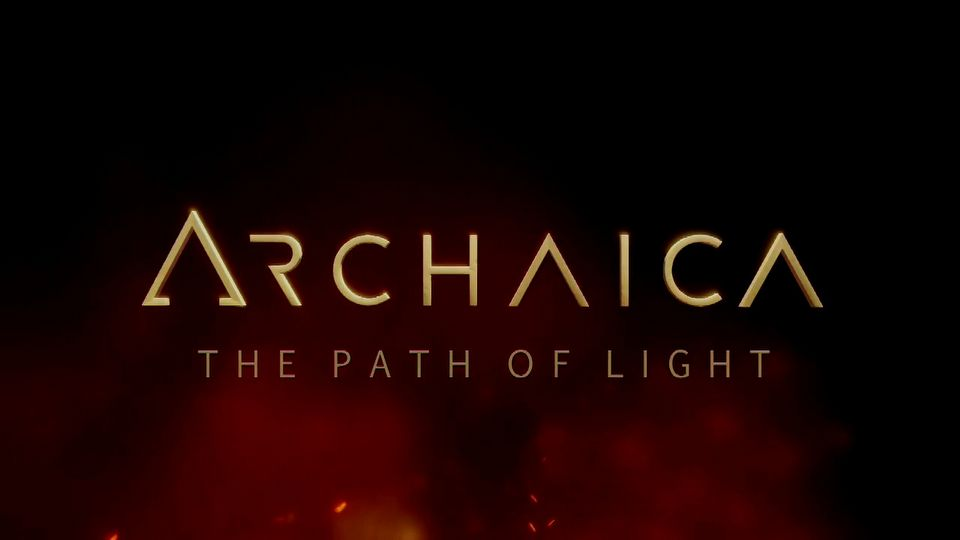Archaica: The Path of Light launch trailer