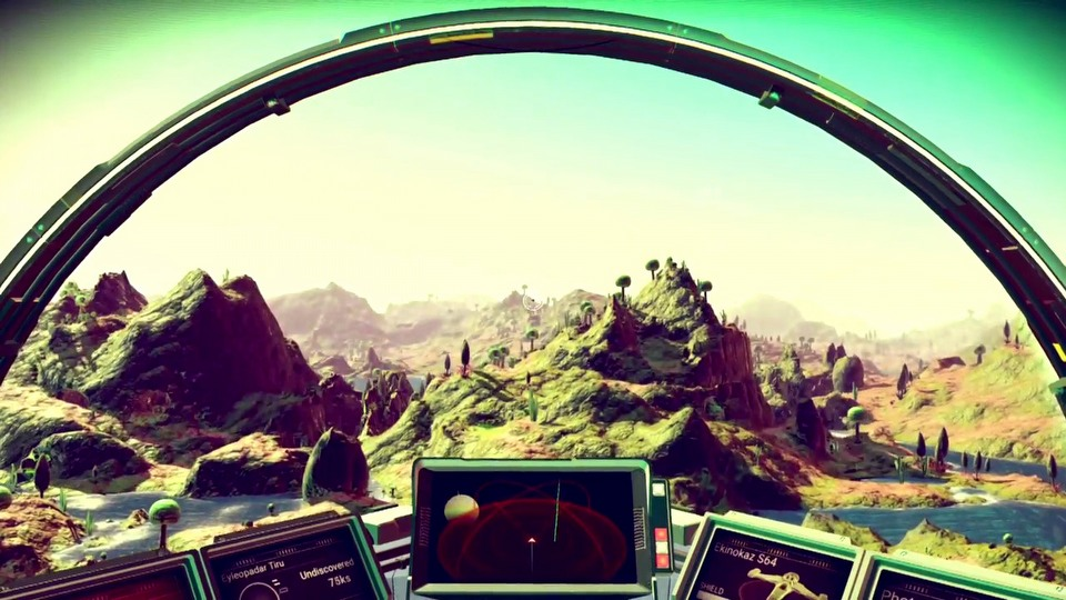 No Man's Sky The Foundation Patch 1.1