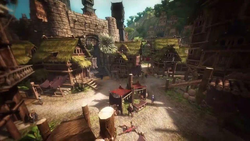 Age of Conan: Hyborian Adventures free-to-play - Launch Trailer