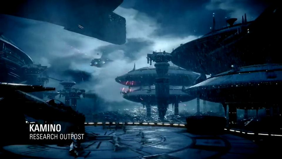 Star Wars: Battlefront II Starfighter Assault gameplay trailer
