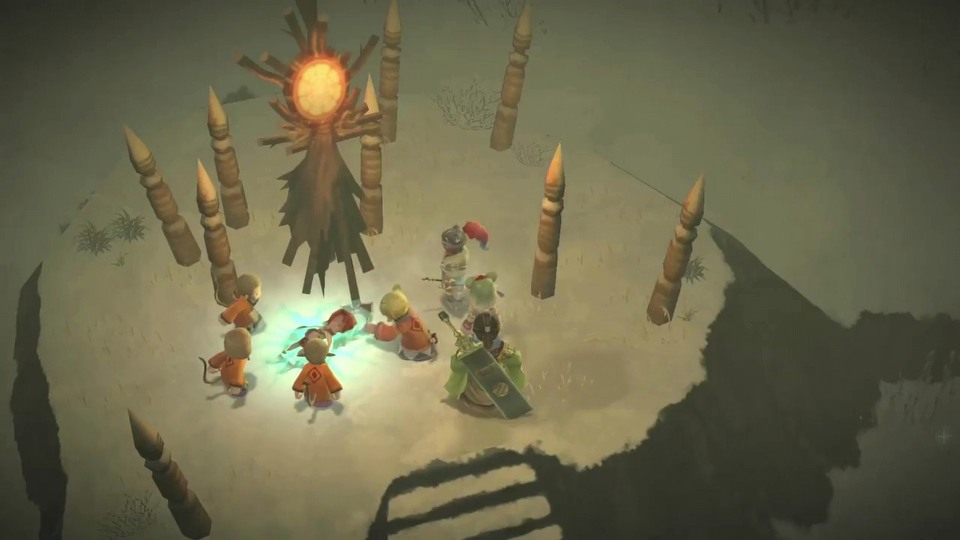 I am Setsuna launch trailer - An Unforgetable Journey