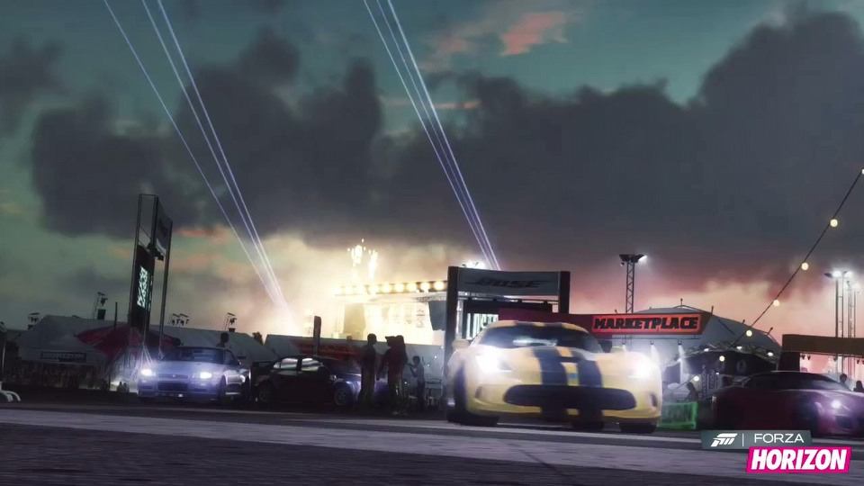 Forza Horizon 1000 Club expansion pack trailer