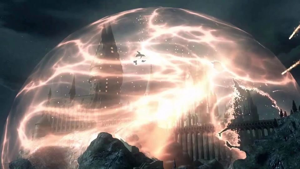 Harry Potter and the Deathly Hallows Part 2 Launch Trailer
