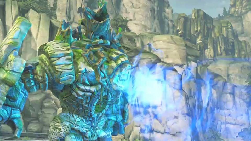 Darksiders II launch trailer WiiU