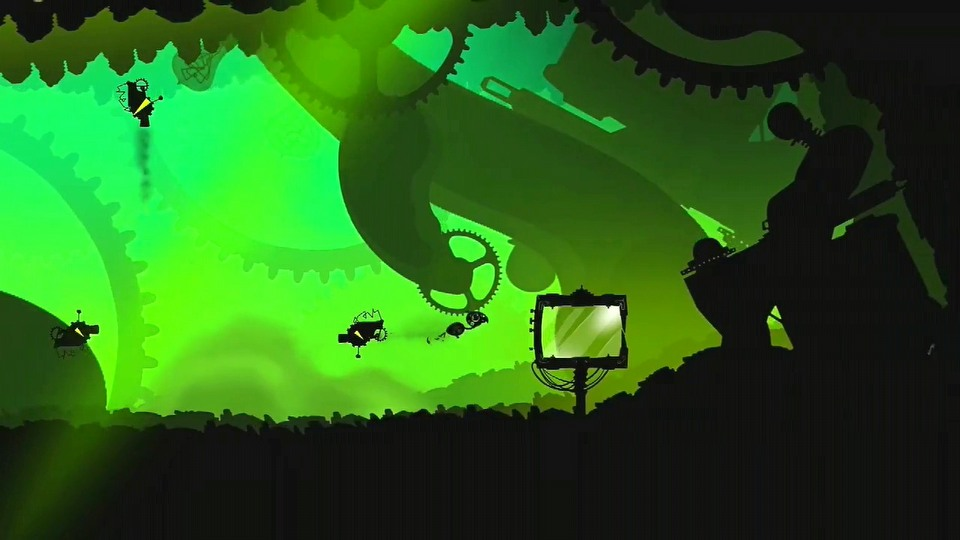 Green Game: TimeSwapper launch trailer