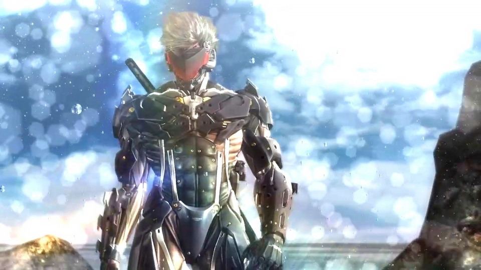 Metal Gear Rising: Revengeance cinematic trailer