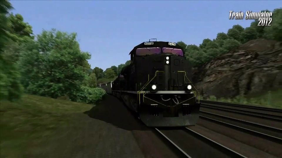 Auran Trainz Simulator 2012 Free Download
