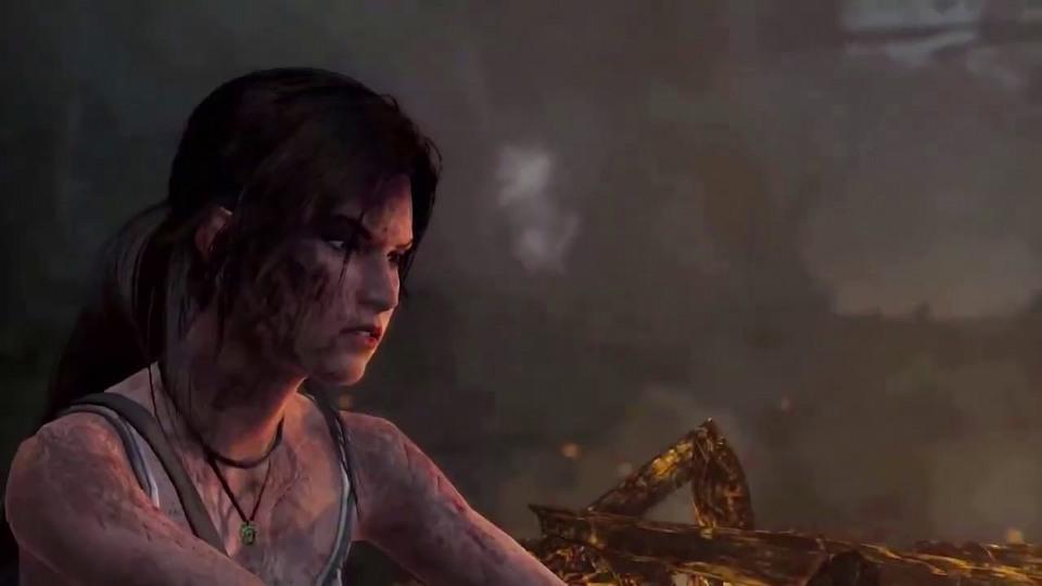 Tomb Raider Definitive Edition luanch trailer