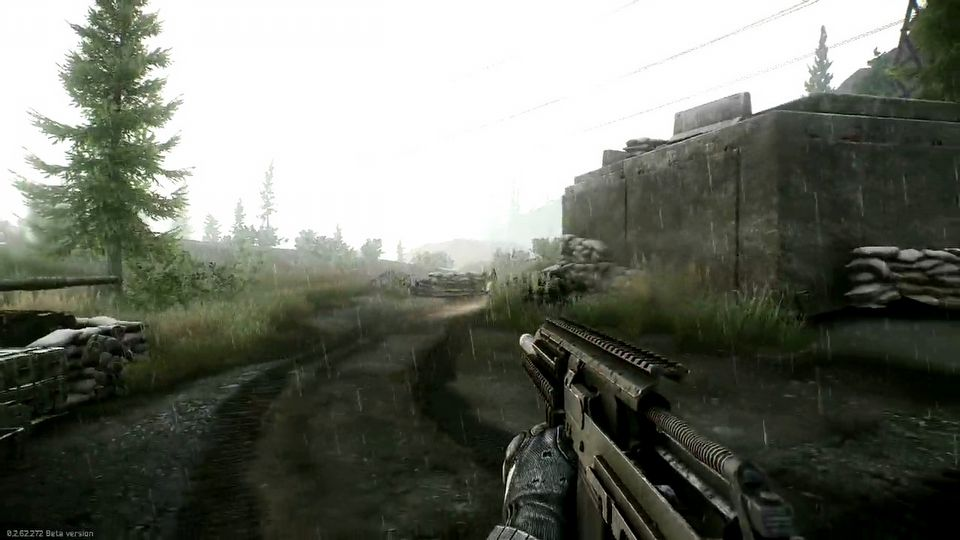 Escape from Tarkov Closed Beta launch trailer