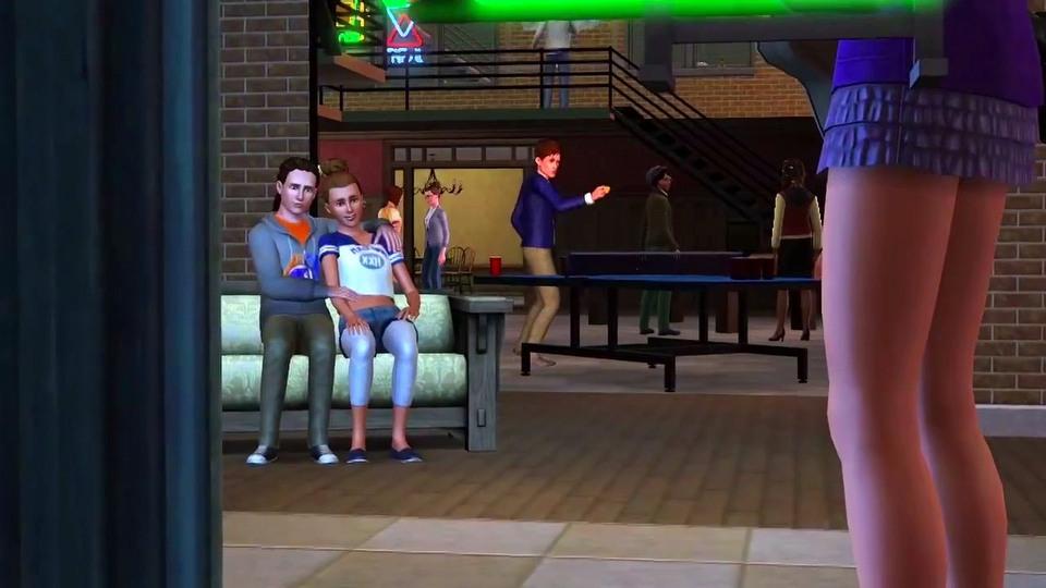 The Sims 3: Studenckie �ycie Producer Walkthrough (PL)