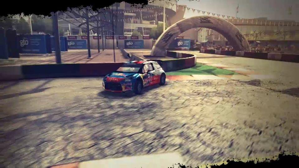 WRC 2 trailer #1