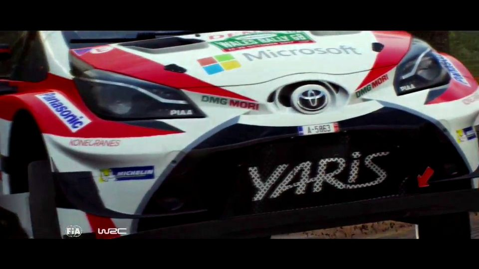 WRC 7 launch trailer