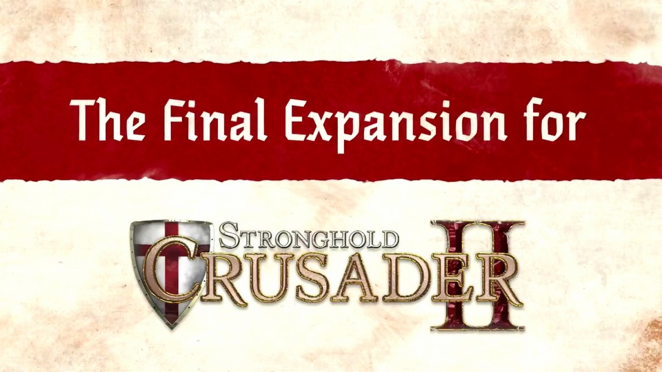 Stronghold: Crusader II mini-campaigns trailer