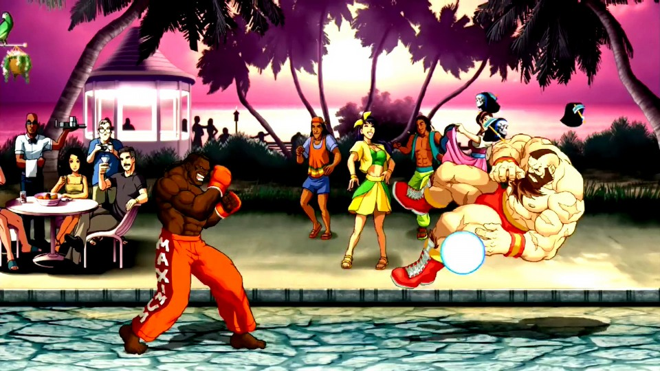 Ultra Street Fighter II: The Final Challengers trailer #1