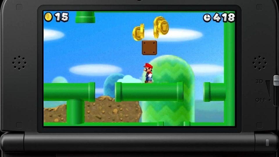 New Super Mario Bros. 2 Coins trailer